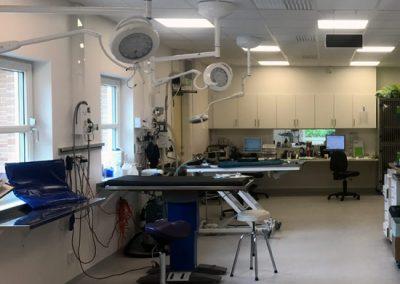 Projektfakta: Flintan 1, Lunds djursjukhus, utförande 2015-2017.