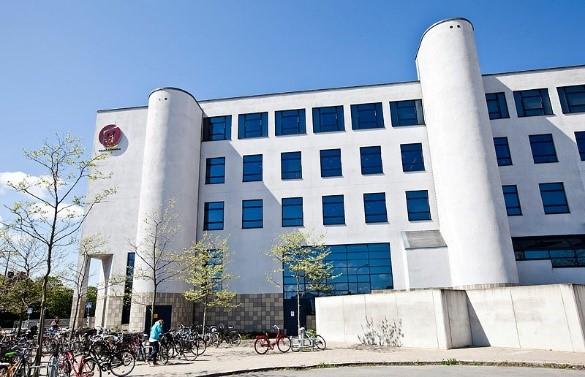 Projektfakta: Gäddan 8, Malmö Högskola. Utförande 2016-2017