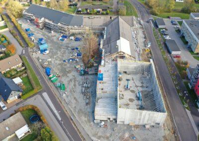 Projektfakta: Gullåkraskolan F-6, utförande 2019-2021